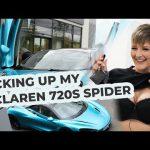 Picking Up My McLaren 720S Super Car